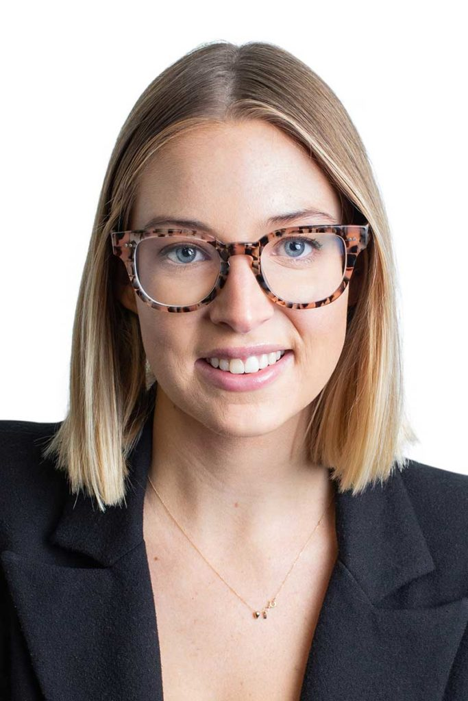 Shaw Reynolds Lawyers, Georgie Chard, Paralegal